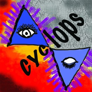 pochette cyclops